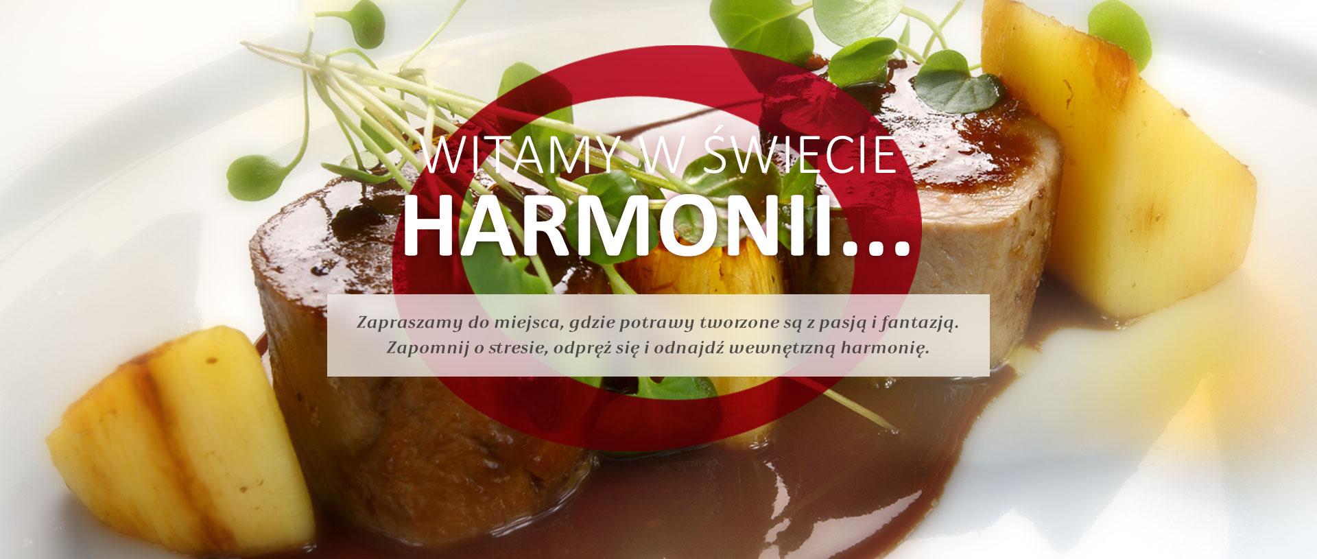 Restauracja Harmonia - Zdjęcie w sliderze nr 5