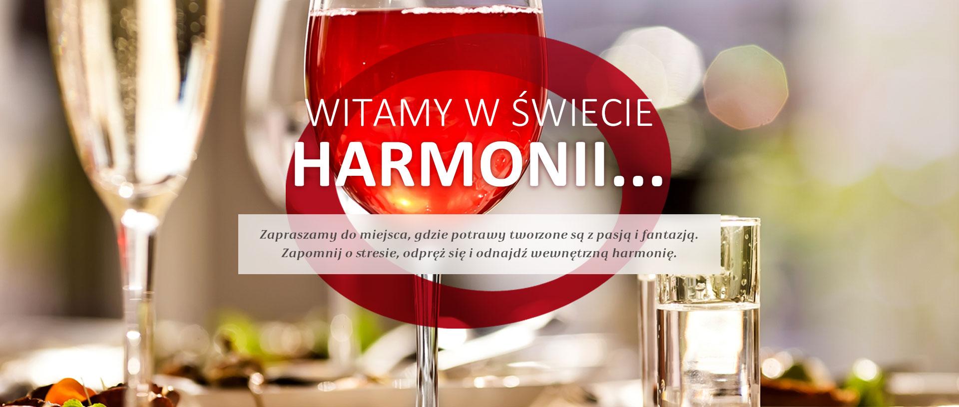 Restauracja Harmonia - Zdjęcie w sliderze nr 3