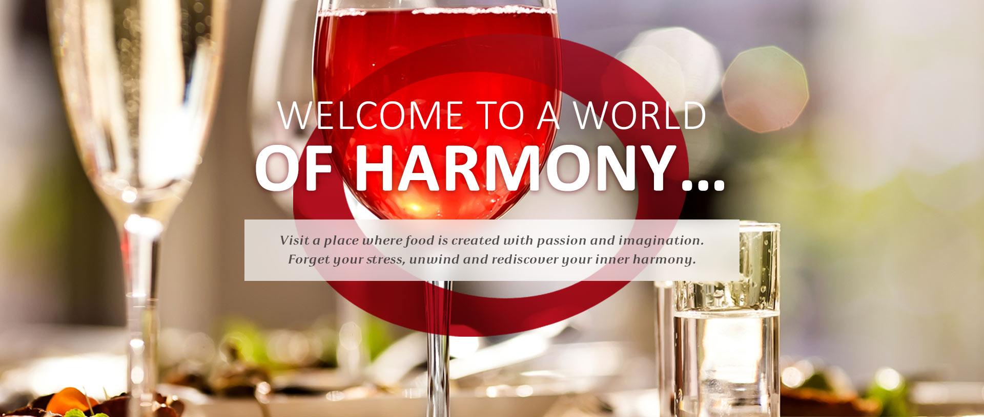 Harmony Restaurant - Third slider image