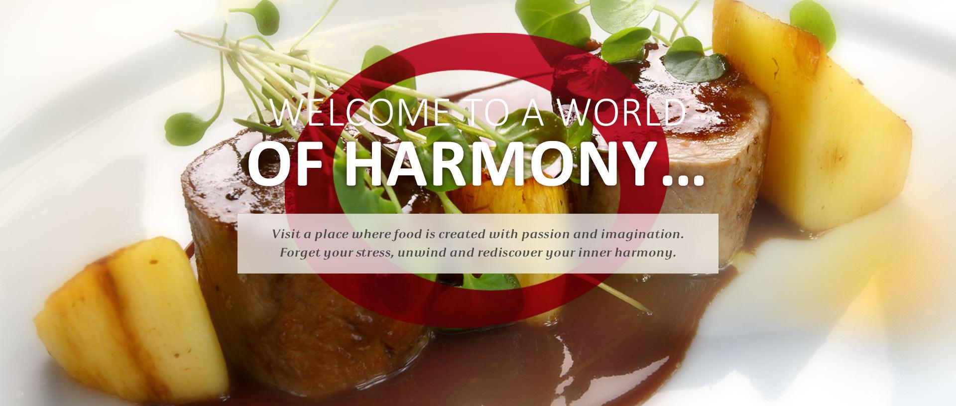 Harmony Restaurant - Fifth slider image